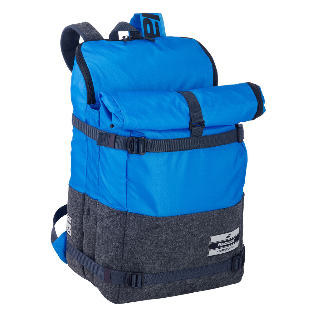 Image of Babolat Backpack 3+3 Evo Rucksack - Blau, Grau